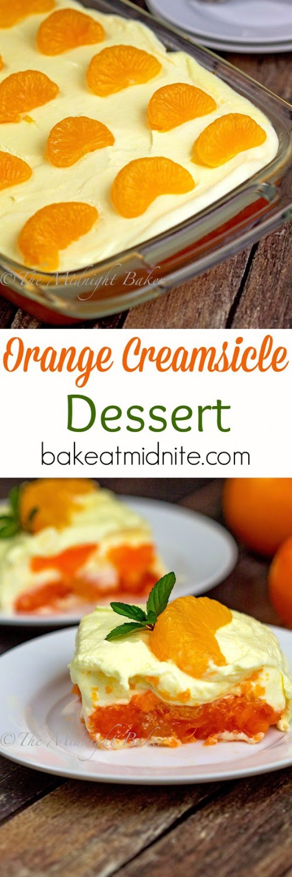 Get the recipe Orange Creamsicle Dessert @recipes_to_go