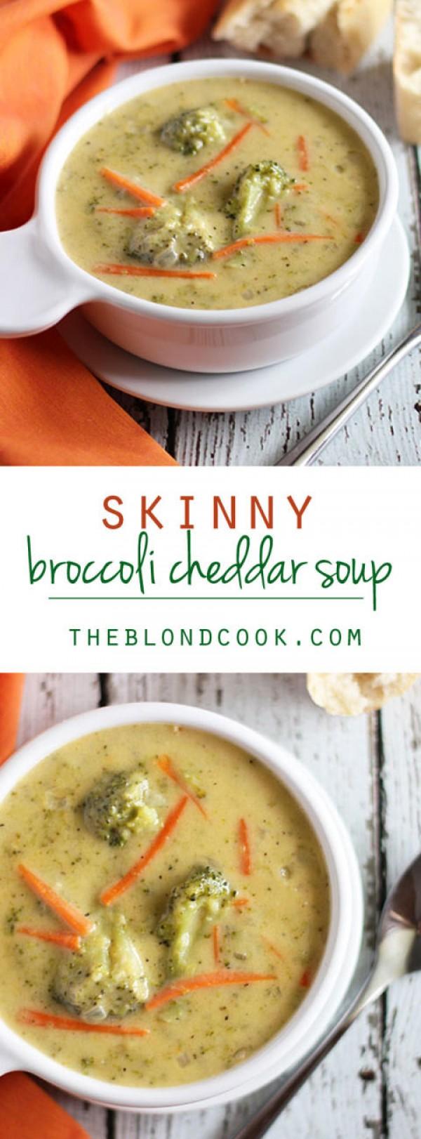Get the recipe Broccoli Cheddar Soup @recipes_to_go