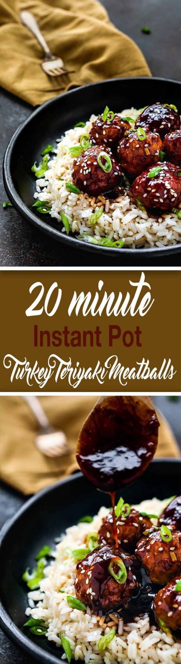 Get the recipe Turkey Teriyaki Meatballs @recipes_to_go