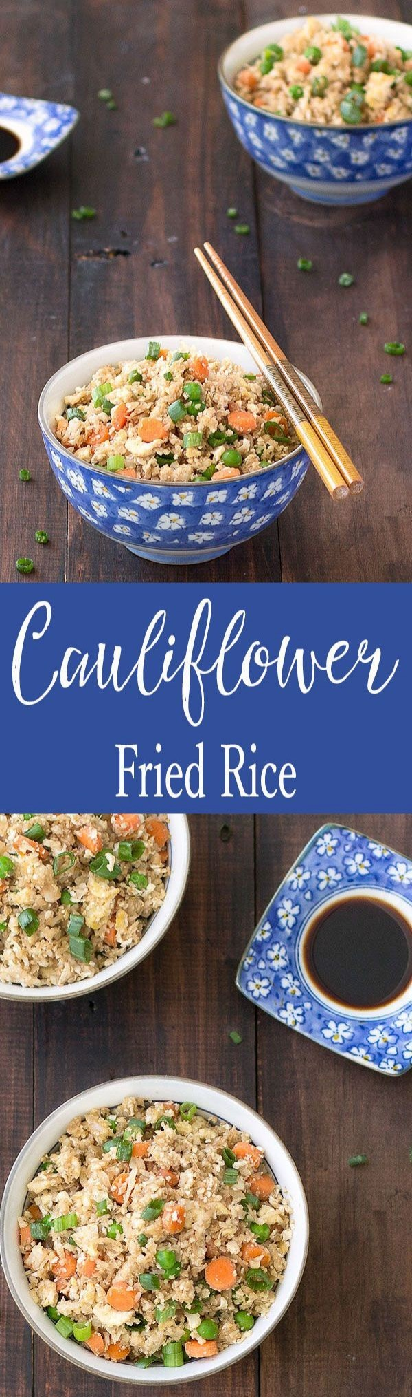 Get the recipe Cauliflower Fried Rice @recipes_to_go