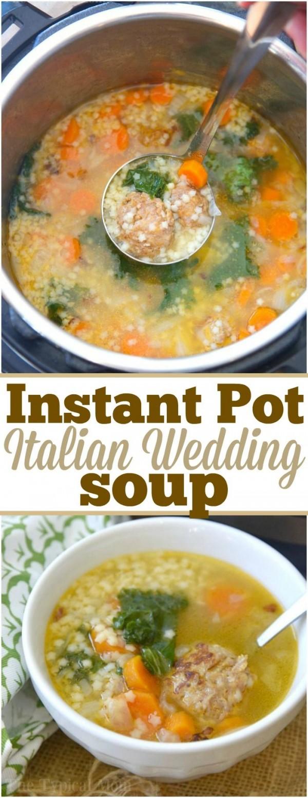 Get the recipe Italian Wedding Soup @recipes_to_go