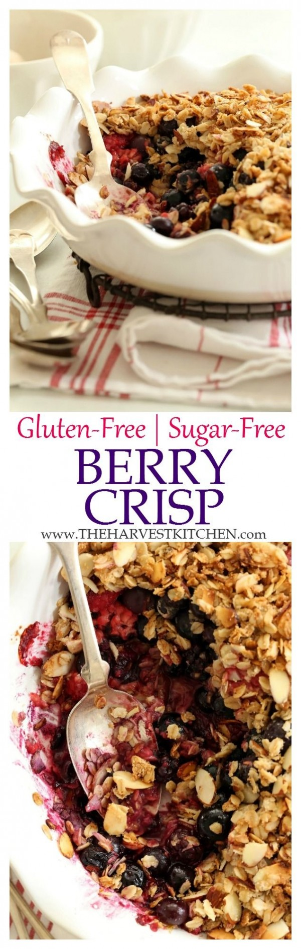 Get the recipe Berry Crisp @recipes_to_go
