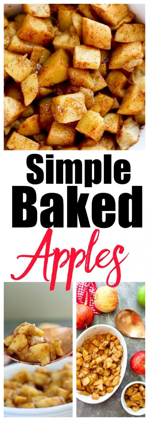 Get the recipe Simple Baked Apples @recipes_to_go