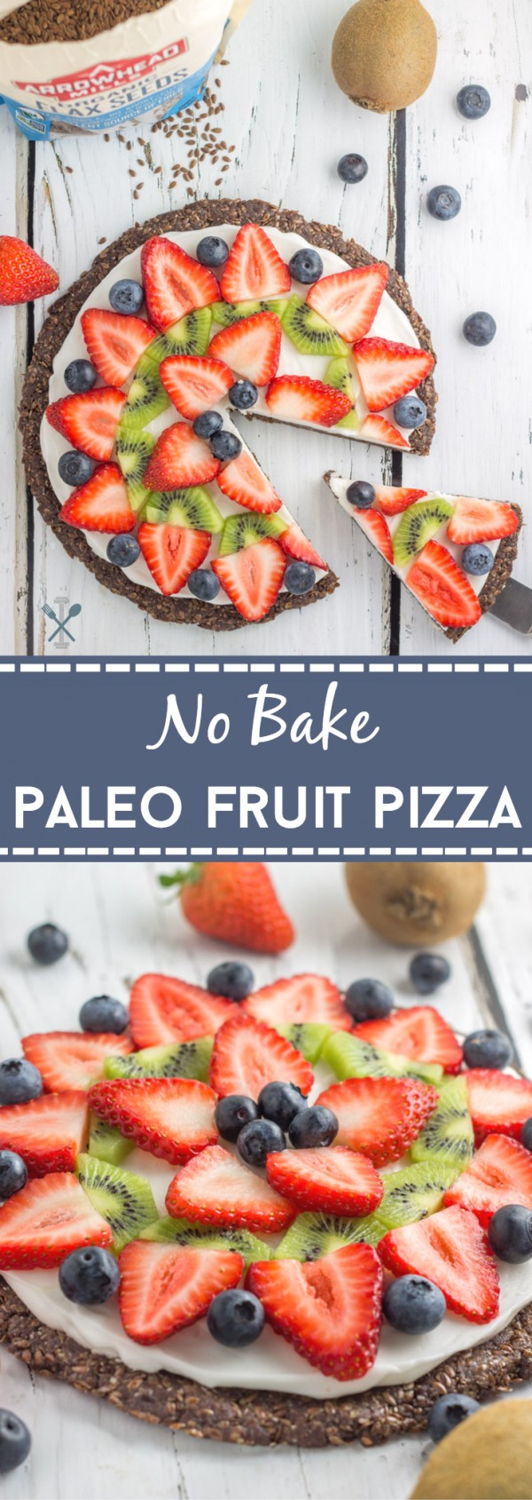 Get the recipe Paleo Fruit Pizza @recipes_to_go