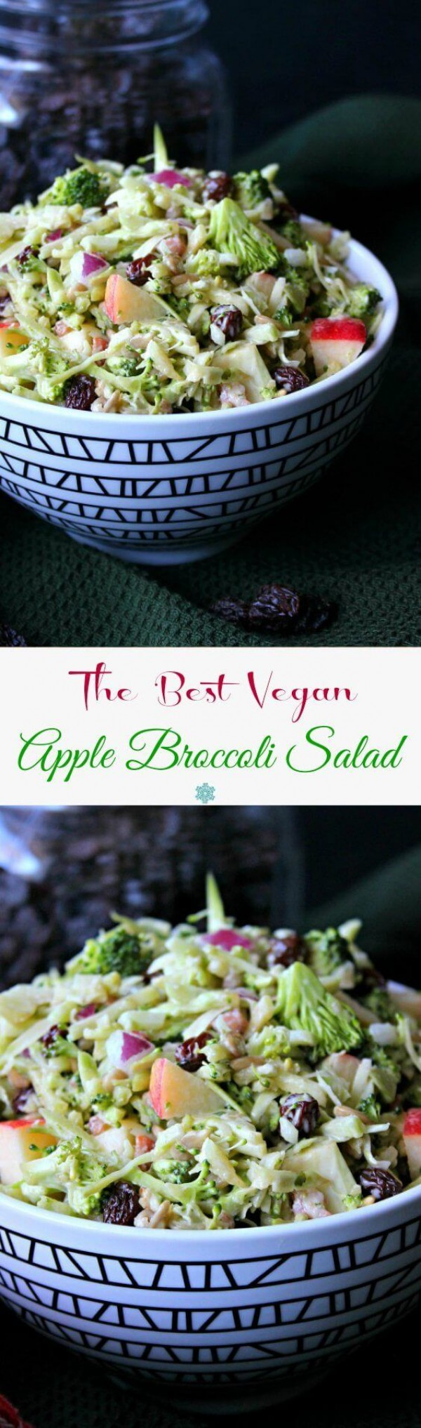 Get the recipe Apple Broccoli Salad @recipes_to_go