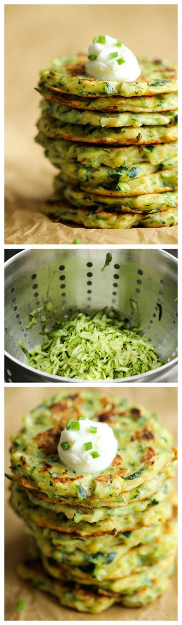 Get the recipe Zucchini Fritters @recipes_to_go