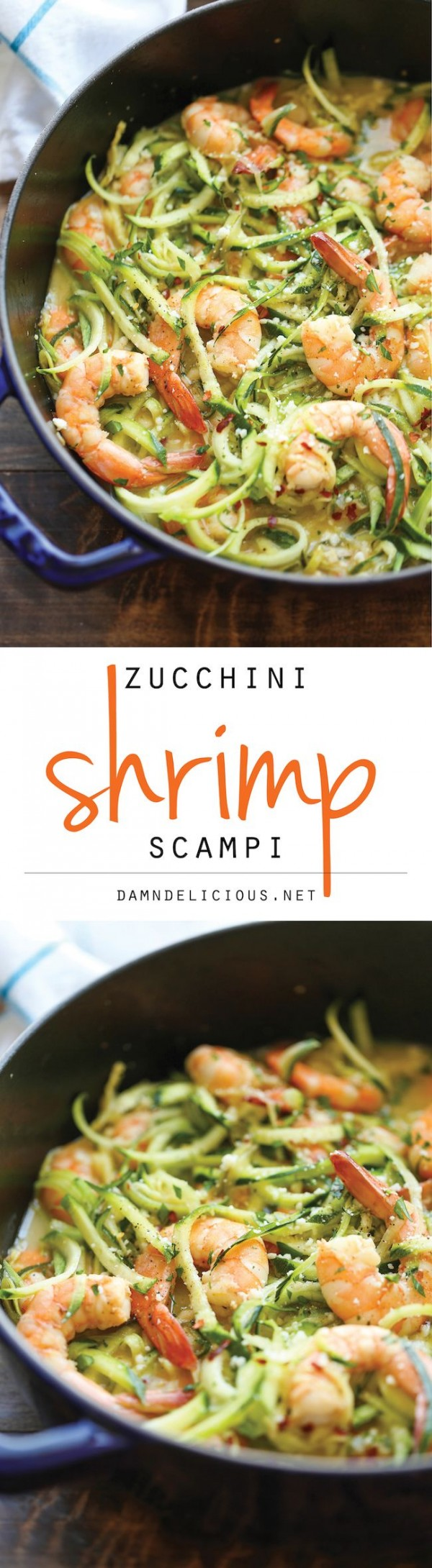 Get the recipe Zucchini Shrimp Scampi @recipes_to_go