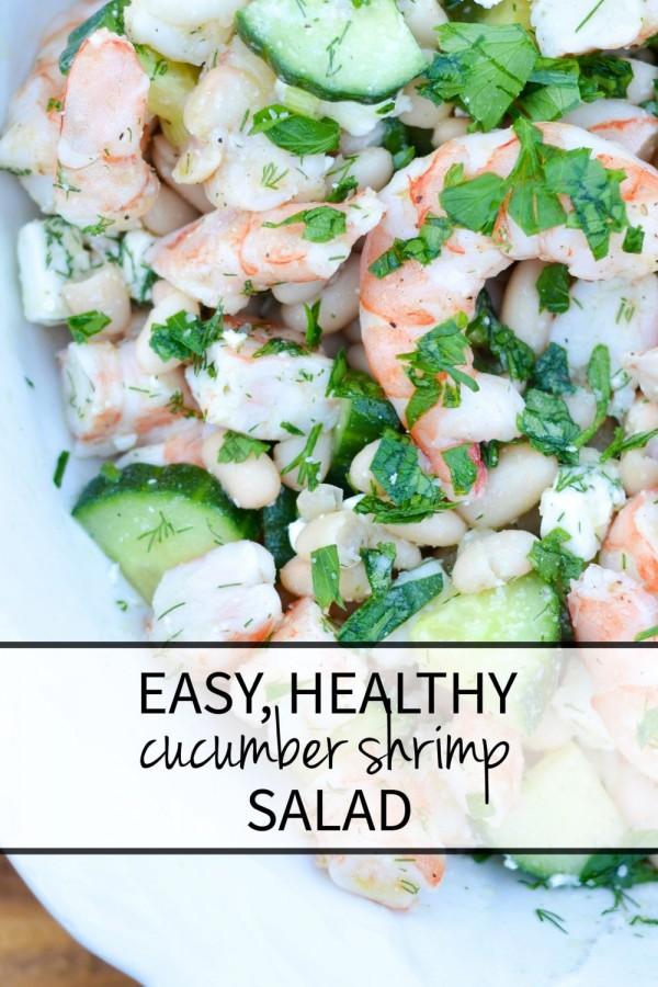 Get the recipe Cucumber Shrimp Salad @recipes_to_go