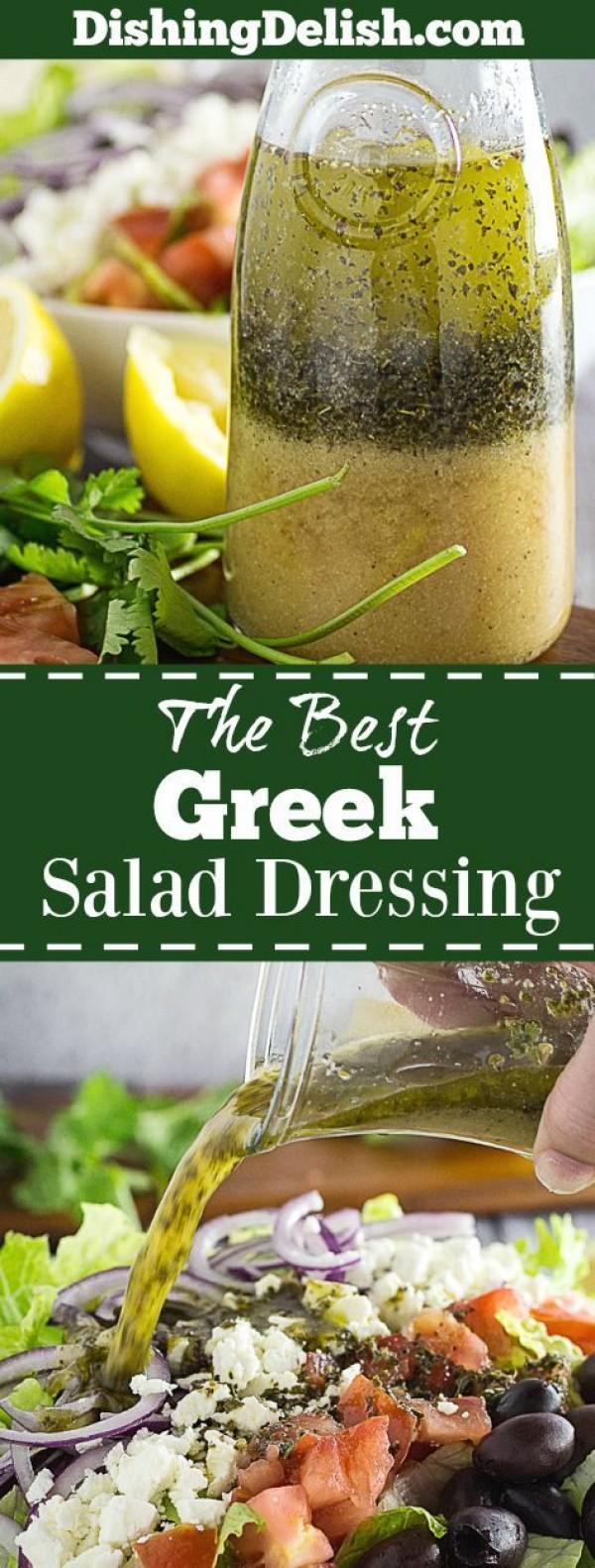 Get the recipe Greek Salad Dressing @recipes_to_go