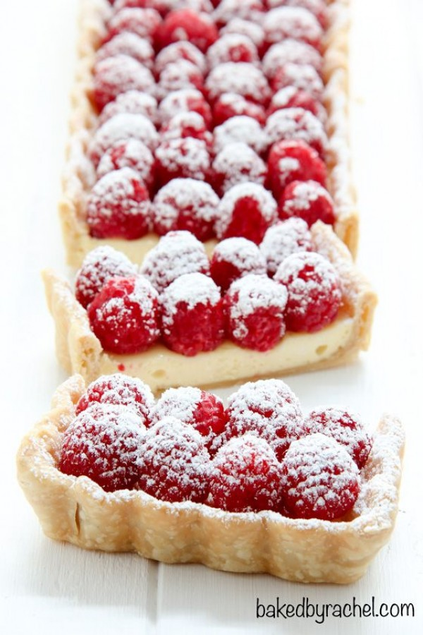 Get the recipe Cheesecake Tart with Fresh Raspberries @recipes_to_go