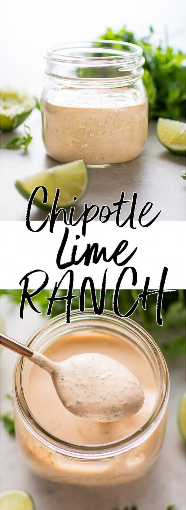 Get the recipe Chipotle Lime Ranch @recipes_to_go