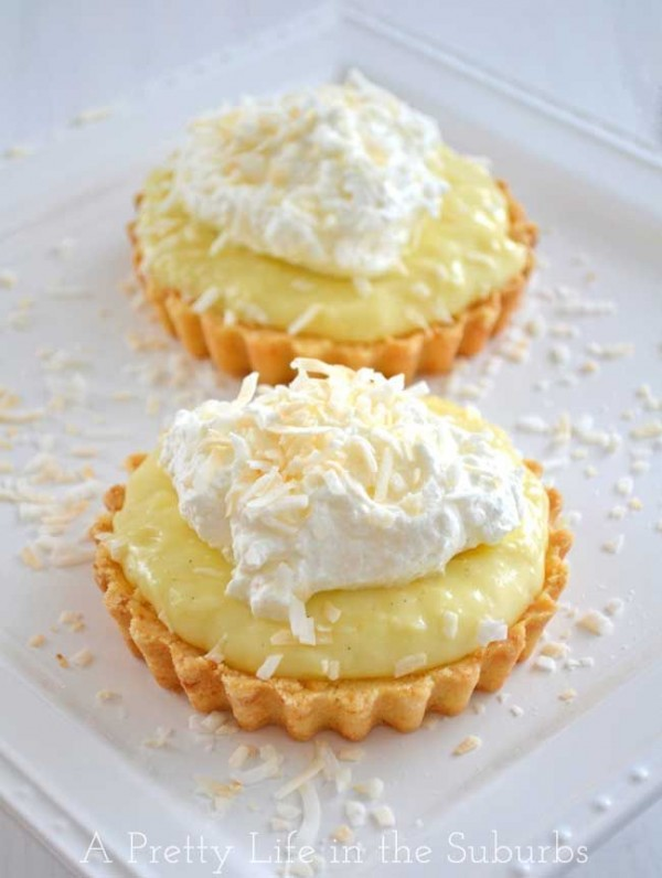 Get the recipe Coconut Cream Tarts @recipes_to_go