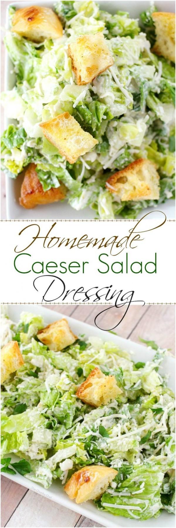 Get the recipe Caesar Salad Dressing @recipes_to_go
