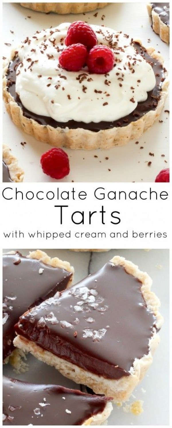Get the recipe Chocolate Ganache Tarts @recipes_to_go