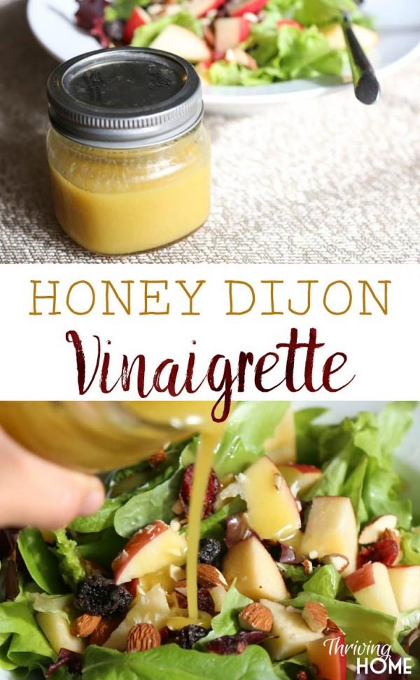 Get the recipe Honey Dijon Vinaigrette @recipes_to_go