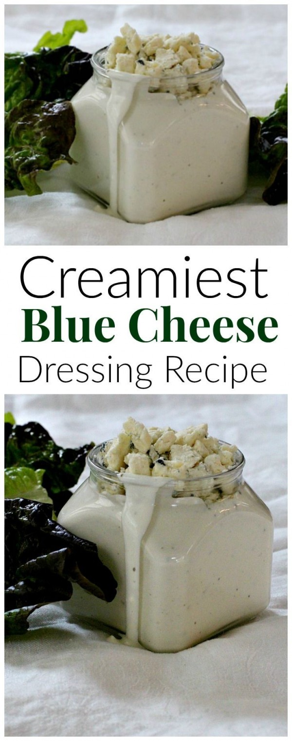 Get the recipe Blue Cheese Dressing @recipes_to_go