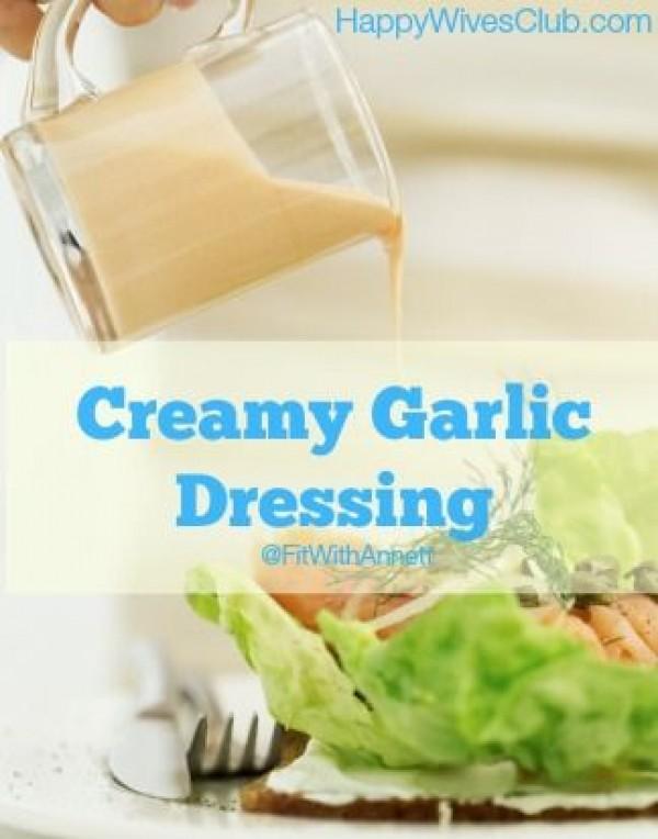Get the recipe Creamy Garlic Dressing @recipes_to_go