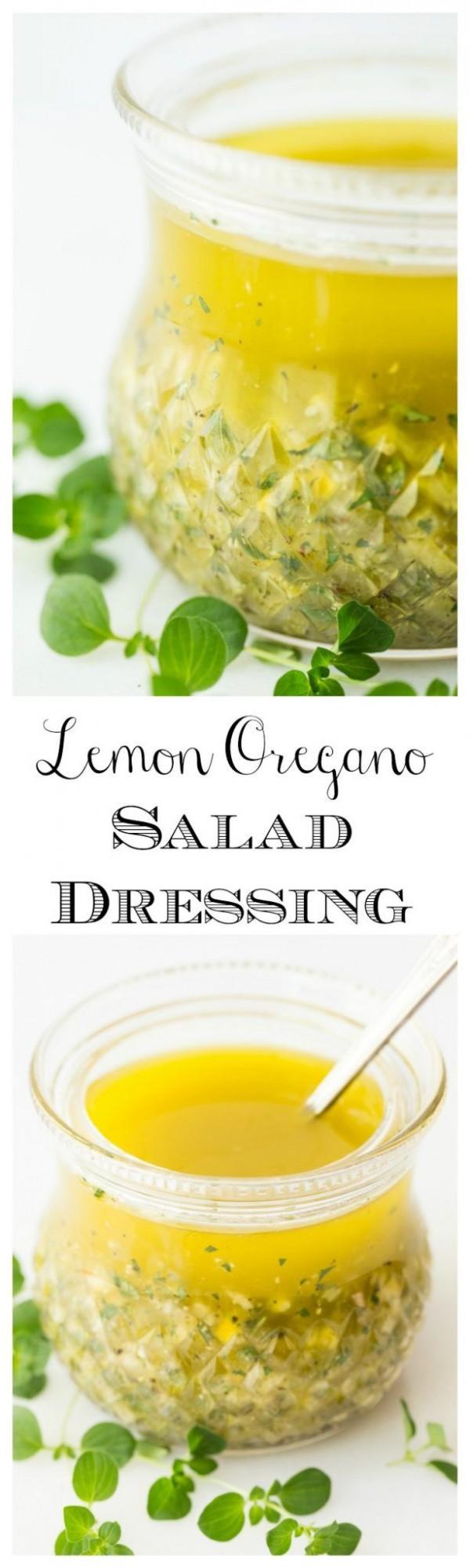 Get the recipe Lemon Oregano Salad Dressing @recipes_to_go