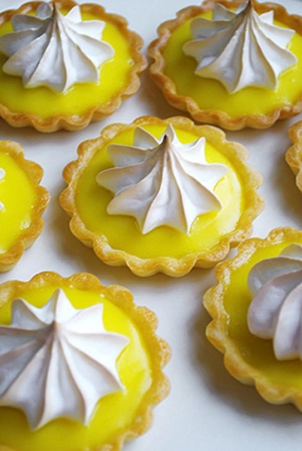 Get the recipe Lemon Tarts @recipes_to_go