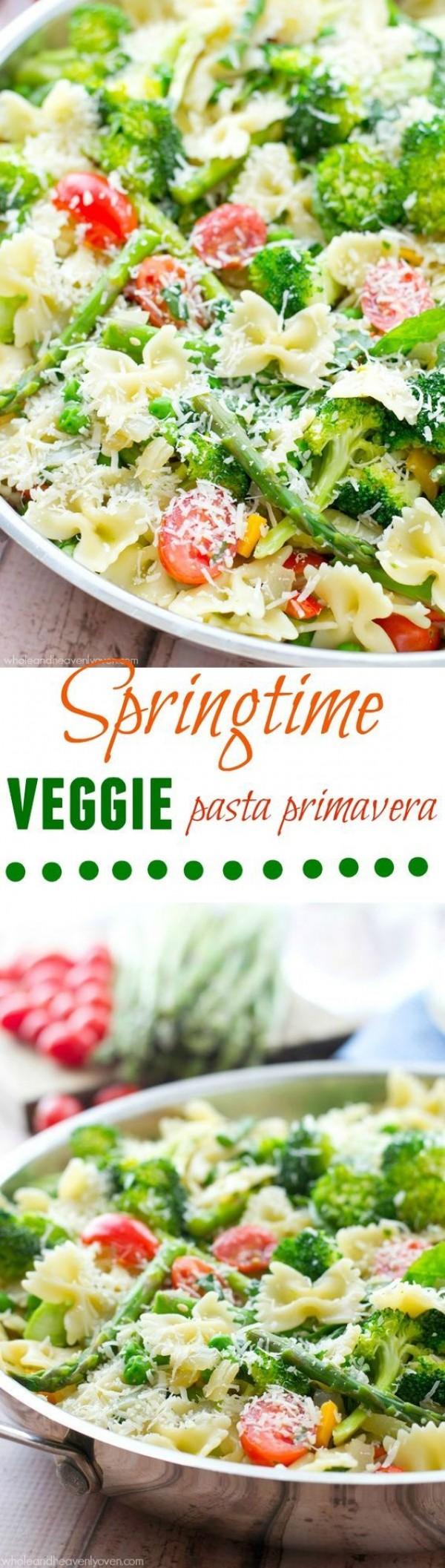 Get the recipe Springtime Veggie Pasta Primavera @recipes_to_go
