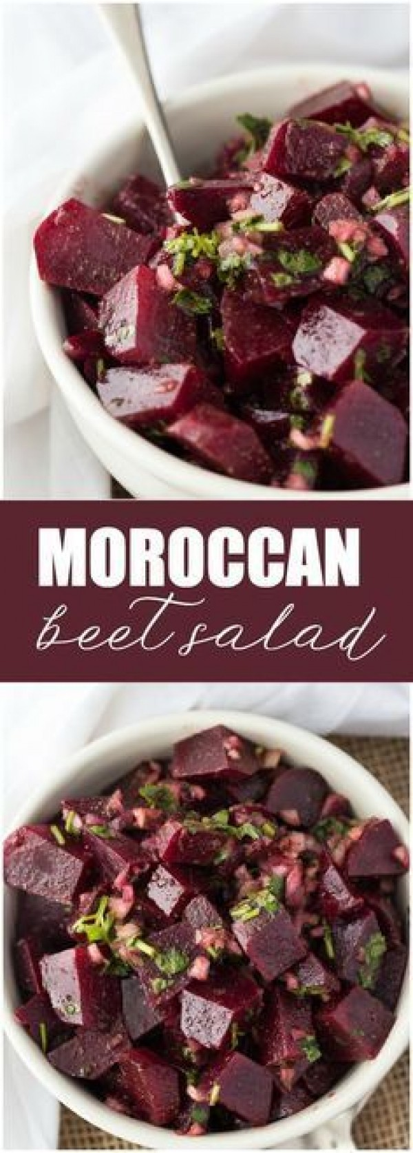 Get the recipe Moroccan Beet Salad @recipes_to_go