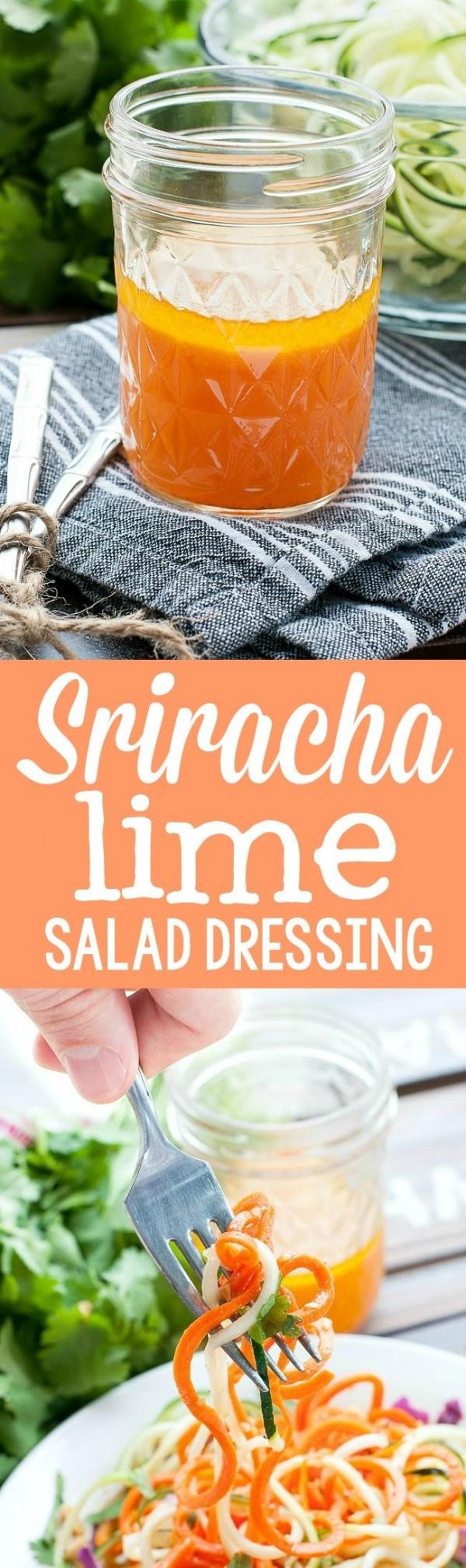 Get the recipe Sriracha Lime Salad Dressing @recipes_to_go