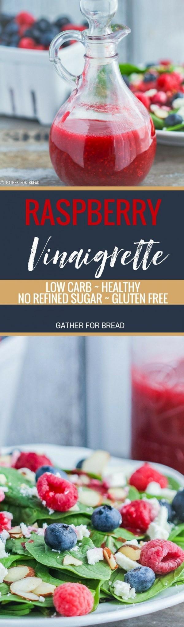 Get the recipe Raspberry Vinaigrette @recipes_to_go
