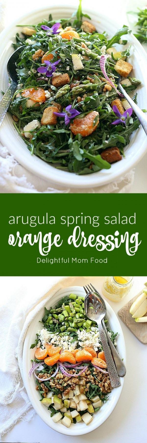 Get the recipe Arugula Spring Salad @recipes_to_go