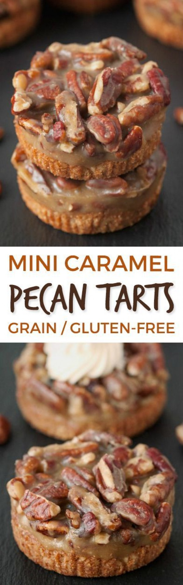 Get the recipe Mini Caramel Pecan Tarts @recipes_to_go