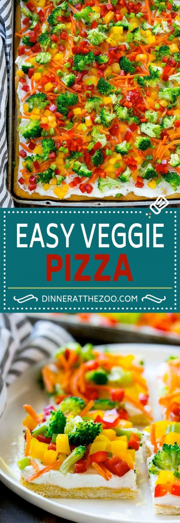 Get the recipe Easy Veggie Pizza @recipes_to_go