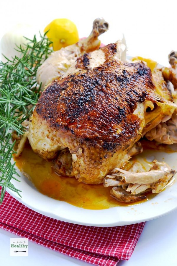 50 Best Chicken Recipes Ever - Check out this recipe for instant pot rotisserie chicken. Yummy! #RecipeIdeas @recipes_to_go