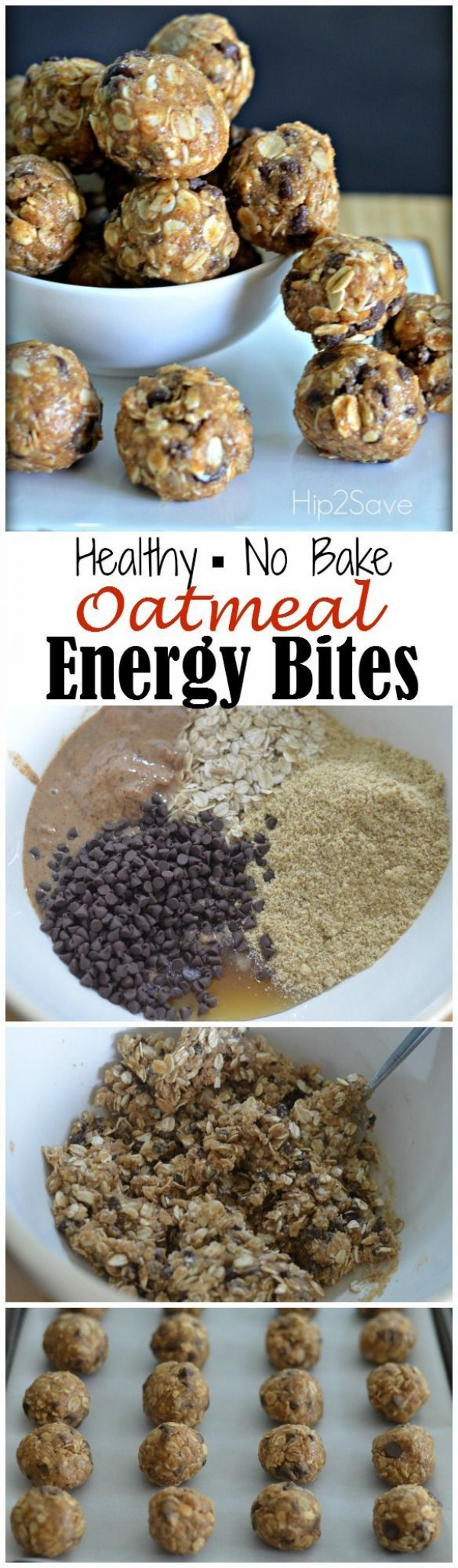 Check out this recipe for breakfast oatmeal energy bites. Yummy! #RecipeIdeas @recipes_to_go
