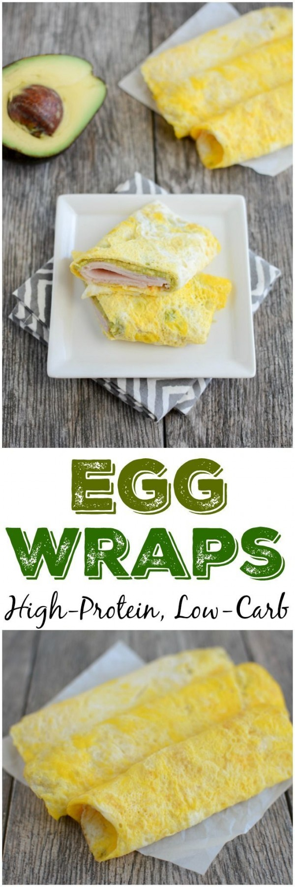 Check out this recipe for breakfast egg wraps. Yummy! #RecipeIdeas @recipes_to_go