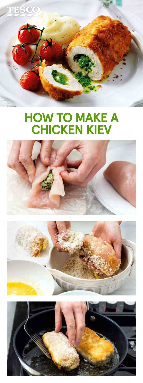 50 Best Chicken Recipes Ever - Check out this recipe for Chicken Kiev. Yummy! #RecipeIdeas @recipes_to_go