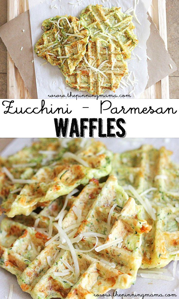 Check out this recipe for breakfast zucchini waffles. Yummy! #RecipeIdeas @recipes_to_go