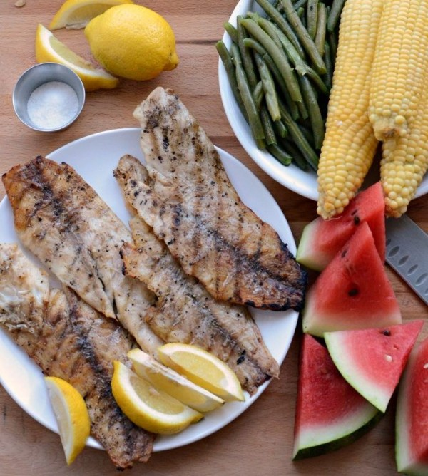 Check out this recipe for grilled fish fillets. Yummy! #RecipeIdeas @recipes_to_go