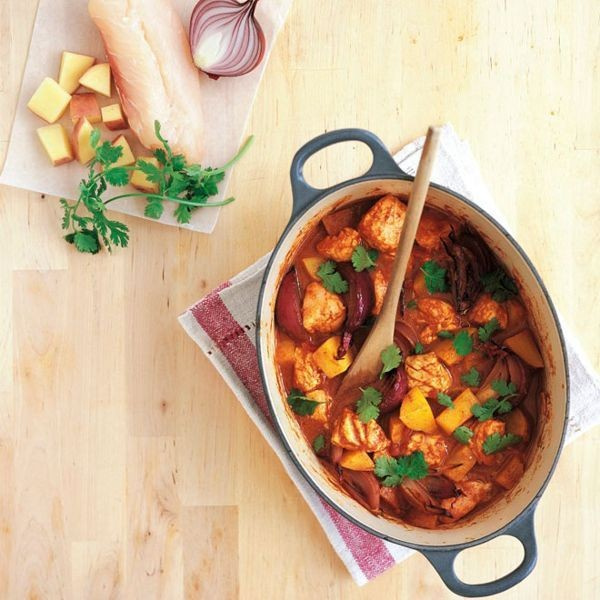 Check out this recipe for spiced braised fish. Yummy! #RecipeIdeas @recipes_to_go