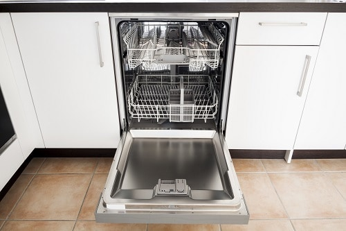 dish washer option