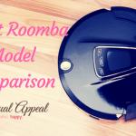 iRobot Roomba Model Comparison for 2019