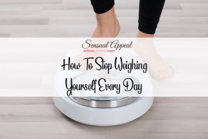 how to stop weighing you every day