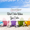 what color makes you calm?
