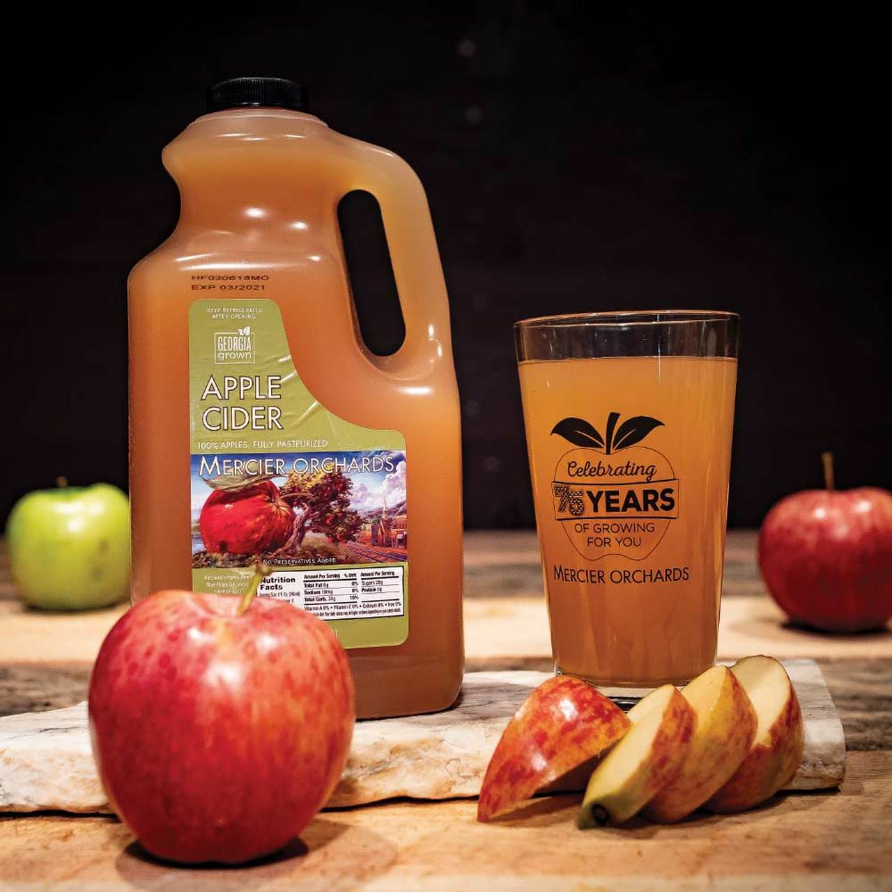 difference between cider and juice - HD1280×1280
