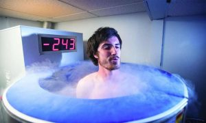 5 Things Cryotherapy Does to Your Body
